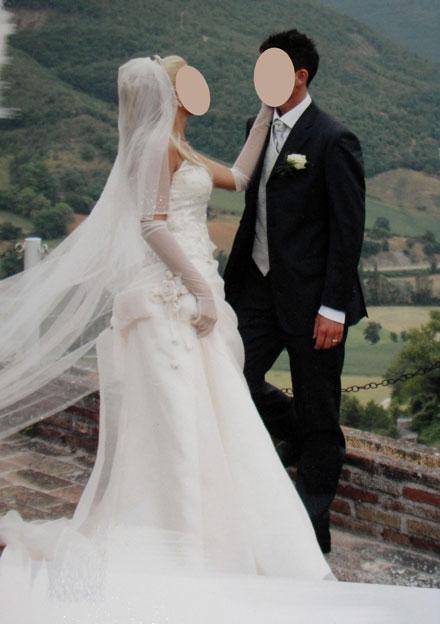 Comprare abito da sposa usato