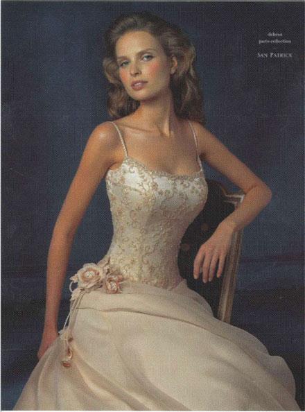 Vestito sposa usato roma
