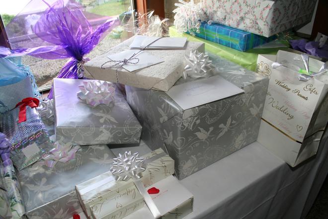 Idee regalo per un matrimonio