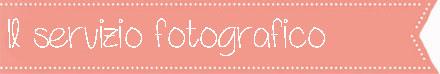 Il servizio fotografico