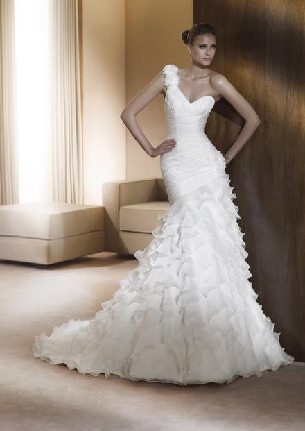 abito da sposa di marca economico usato