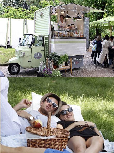 California-backery picnic milano