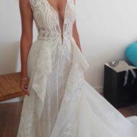 Abito da sposa berta Bridal collezione 2018
