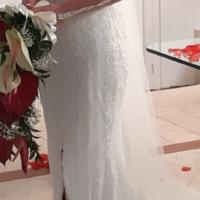 Vendita abito da sposa a sirena Daria Karlozi modello Naive Lavender