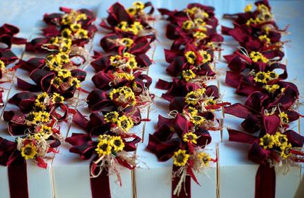 Real wedding alessandro e chiara for Piantare girasoli