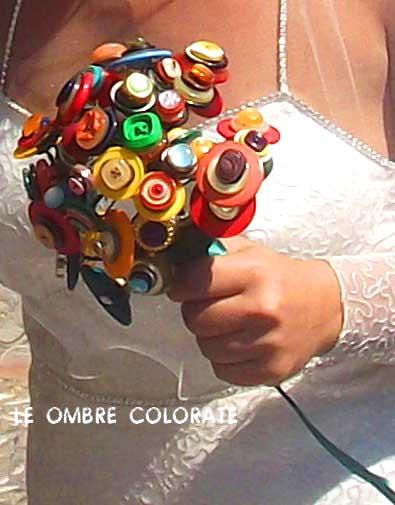 bouquet le ombre colorate