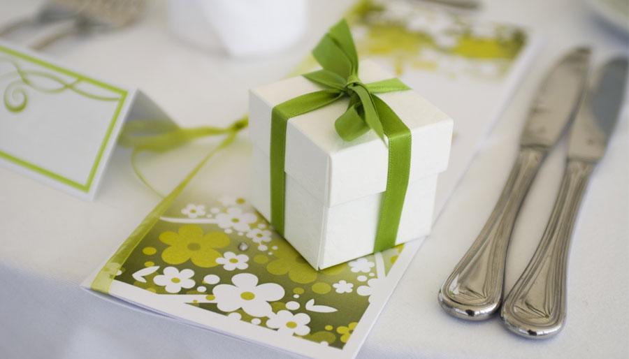 Bomboniere Matrimonio Simbolico : Idee per bomboniere green