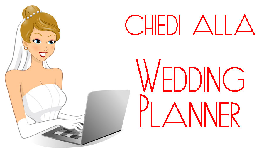 Chiedi alla wedding planner