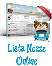 Lista nozze online con Given2
