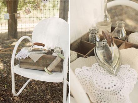 10 idee per organizzare un matrimonio green - Decorazioni vintage ...