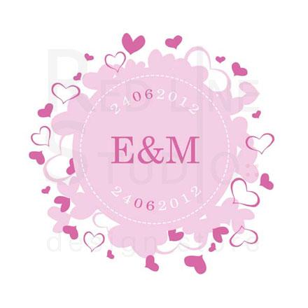 monogramma-personalizzato sposi