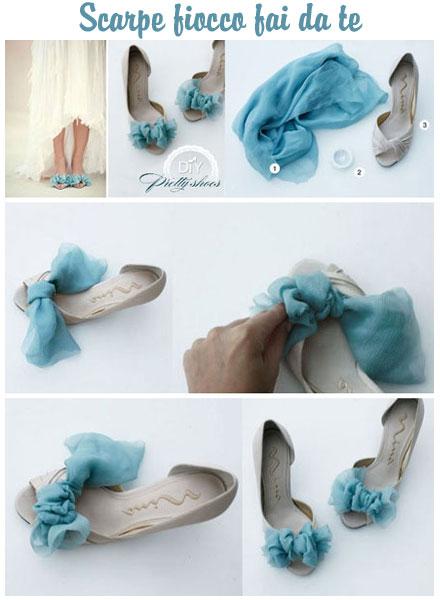 Scarpe sposa fai da te - Decorazioni oggetti fai da te ...