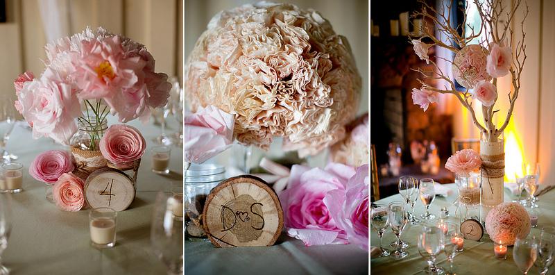 Centrotavola matrimonio 20 idee creative per centrotavola for Addobbi tavoli matrimonio con candele