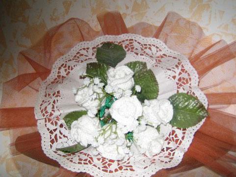 Bouquet Sposa Uncinetto.Bouquet Non Floreali Parte 3 Bouquet All Uncinetto