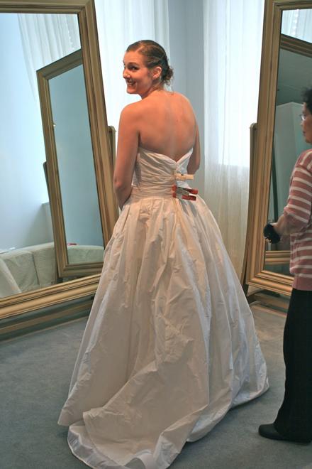 9e3babc91794 7 buone ragioni per acquistare un abito da sposa usato