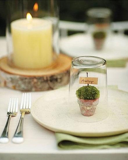 Segnaposto Matrimonio In Vetro.10 Idee Per Decorazioni Con Barattoli Di Vetro Nozze Furbe
