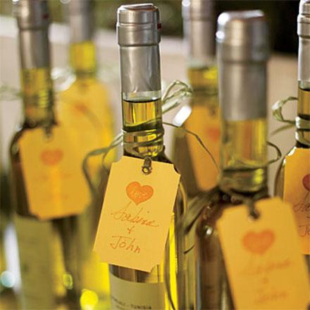 bomboniere olio aromatizzato