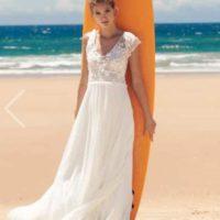 Vendo abito da sposa Honoree (Rembo styling) MAI USATO causa annullamento nozze. taglia s. Commissio