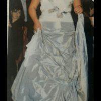 Abito da sposa/cerimonia