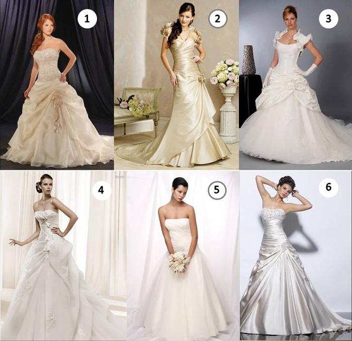bdd1a17a6ee9 100 abiti da sposa sotto i 1000€