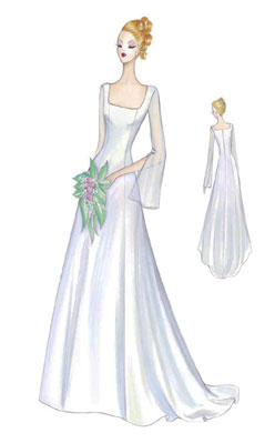 6020daed6a8a cartamodelli abiti da sposa cartamodelli abiti da sposa